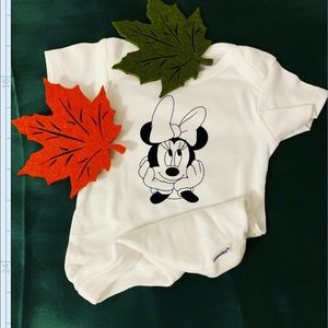 Other - Minnie Mouse onesie